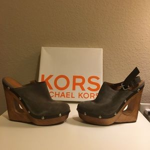 Michael Kors wedges